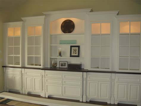 Wall To Wall Dining Room Cabinets Something Like The Built In I Want To Build In The Dining