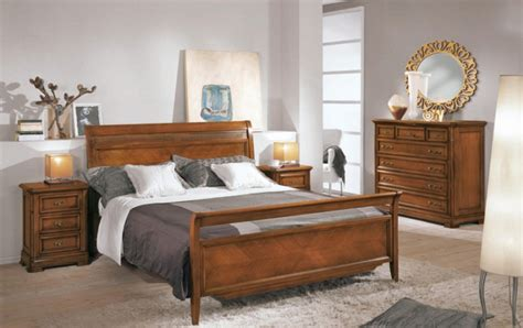 oak veneer bedroom furniture