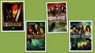 movies series pirates of the caribbean series