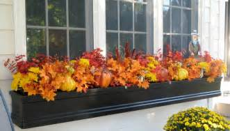 Fall Flowers For Window Boxes - fall window box ideas make your window boxes beautiful in autumn