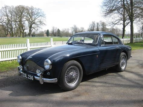 Aston Martin Db2 For Sale by 1958 Aston Martin Db2 4 Mkiii For Sale Car And Classic