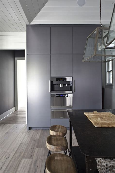 floor to ceiling gray kitchen cabinets design decor tongue and groove ceiling design ideas