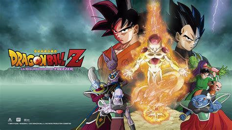 wallpaper dragon ball la resurreccion de freezer dbz fukkatsu no f wallpapers latinoamerica by