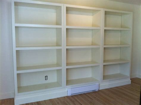 how to install built in bookshelves how to install built in bookshelves 28 images how to build a built in bookshelf how tos diy