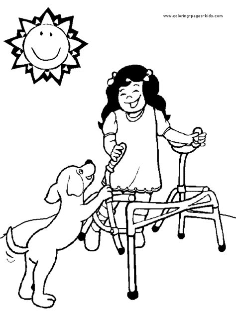 coloring pages for adults with disabilities disabilities printable coloring pages