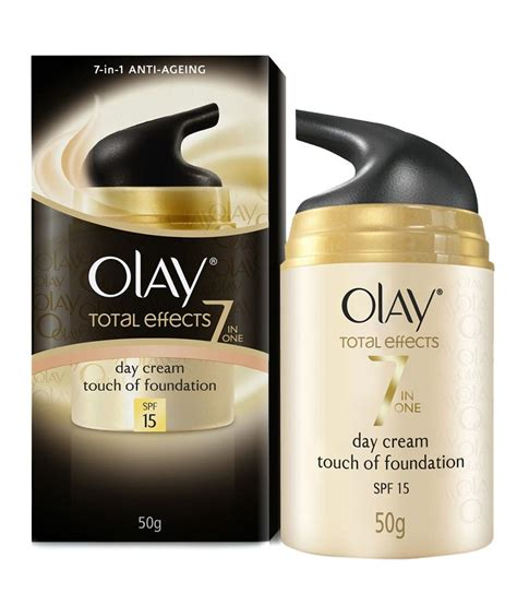 Olay Total Effect Day Spf 15 olay total effects day spf 15 50g buy olay total effects day spf 15 50g at