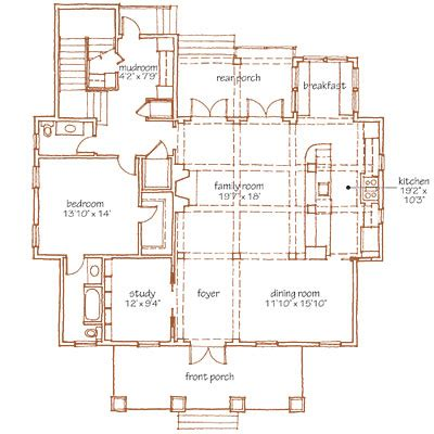 Southern Living Open Floor Plans | bayou bend house plans bayou bend idea house design