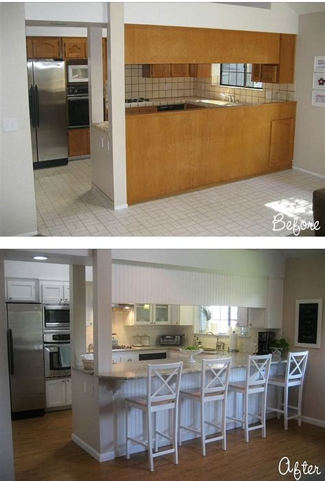 kitchen layout before and after carolyns kitchen bar before and after this might be a