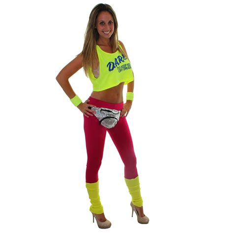 80s costumes for women
