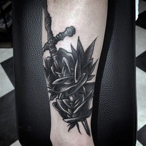 50 sword tattoos for a sharp sense of sophistication