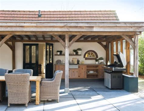 summer kitchen design creating the ideal outdoor summer kitchen this fall