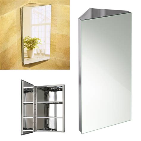 wall mounted corner bathroom cabinet wall mounted bathroom corner cabinet mirror storage unit