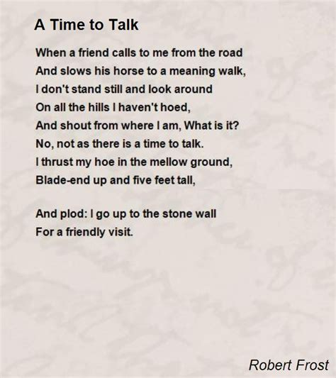 rhymes for the end times the book of revelation in rhyme books a time to talk poem by robert poem