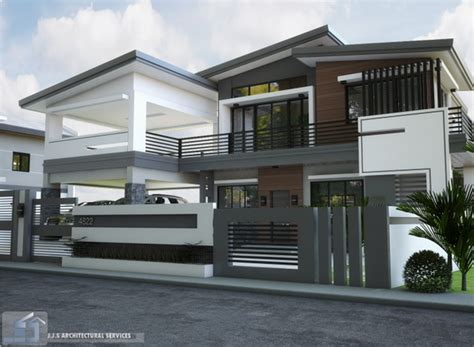 minimalist inspirational residential house home design
