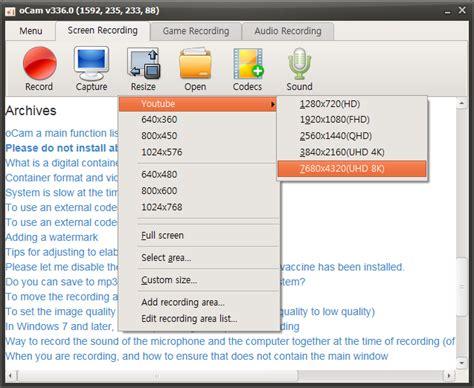 ccleaner quiet uninstall ocam screen recorder pro 430 0 silent install برامج