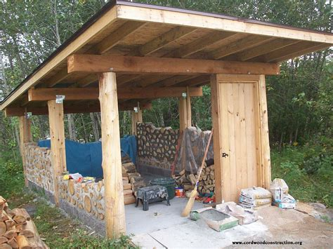 Adobe Homes Plans cordwood sauna by tony amp denise in minnesota cordwood