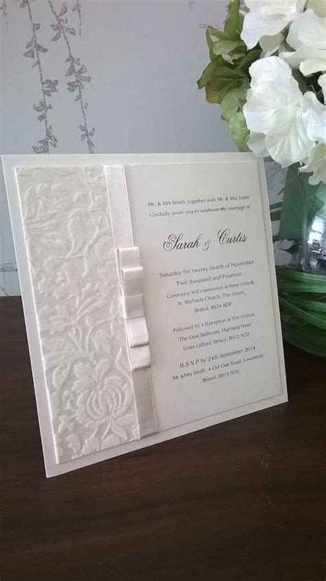 Wedding Invitation Handmade - best 10 luxury wedding invitations ideas on