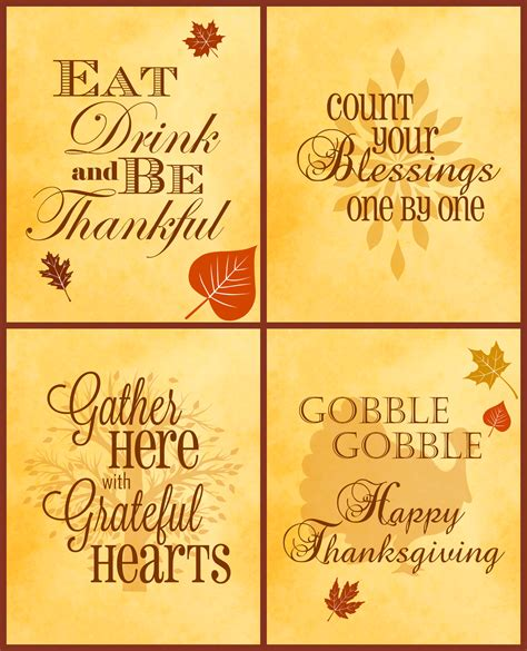 printable free thanksgiving free thanksgiving printables 4 pack serendipity and