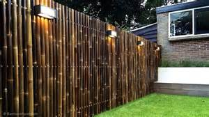 Backyard Bamboo Fencing Bamboo Fence Panels Giant Attractive Bamboo Fence Panels
