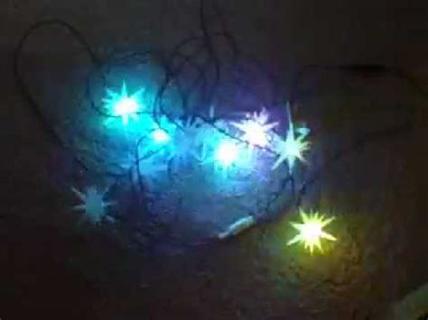 philips led color changing lights philips starburst 10 ct led string lights color changing