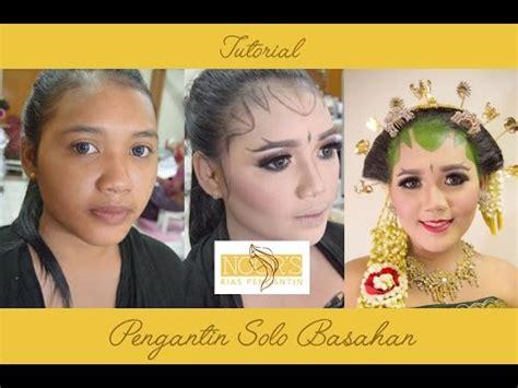 tutorial make up pengantin palembang video clip hay kursus dan rias pengantin tradisional