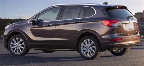 buick envision price release date and price for the 2016 buick envision 2017