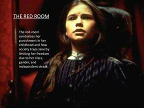 Red Bedroom Set - jane eyre