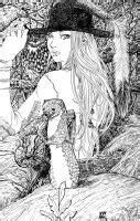 Forest Fairy by StefanArts on DeviantArt