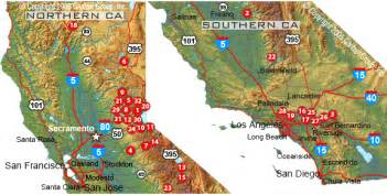 ski california map ca ski resorts are struggling financially will they get