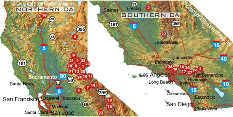 ski resorts in southern california map ca ski resorts are struggling financially will they get