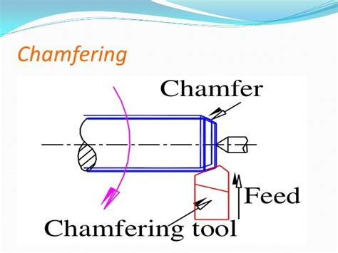 Feed Definition Introduction To Lathe Machine