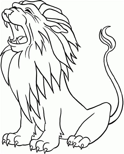 cute lion coloring page cute lion coloring page coloring home