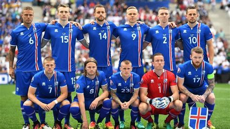 iceland world cup continuity in selection key to iceland s 2016 success
