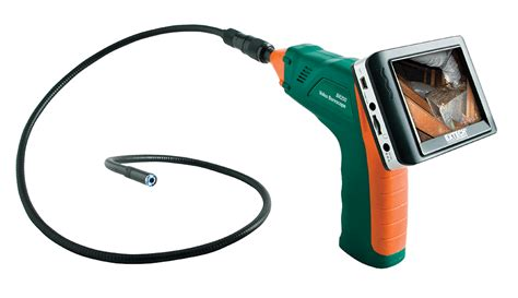borescope inspection br250 borescope wireless inspection extech