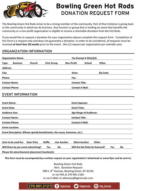 profit donation request letter template chainimage