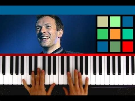 tutorial piano fix you how to play quot fix you quot piano tutorial coldplay youtube