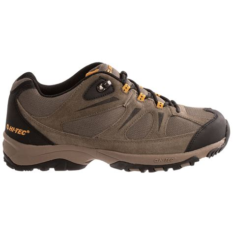 trekking shoes for hi tec trail ii low hiking shoes for save 60