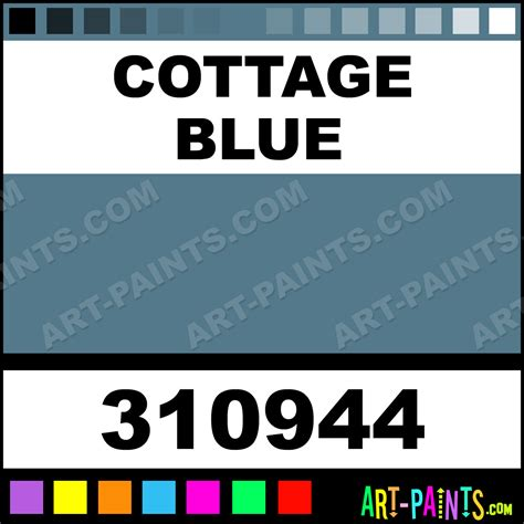 Cottage Blue Paint by Cottage Blue Home Accents Satin Finish Foam And Styrofoam