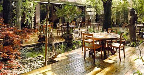 ristorante il cortile pescara la pausa pranzo nel giardino zen di shambala