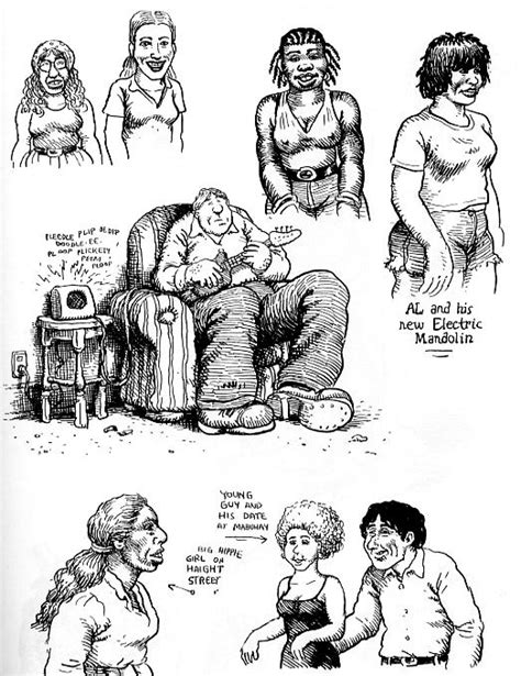 R Crumb Sketches by 294 Best Images About R Crumb On