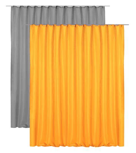 vorhang halbtransparent vorhang 220 bergardine wildseide optik kr 228 uselband gardine ca