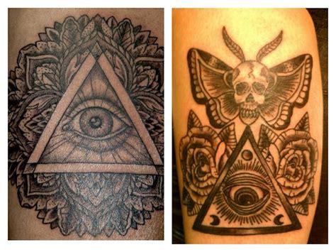 illuminati sleeve tattoo designs illuminati tattoos illuminati