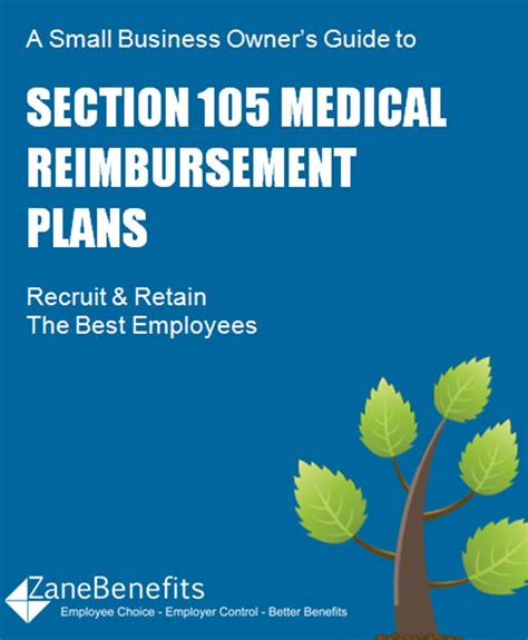 section 105 hra a small business owner s guide to section 105 medical