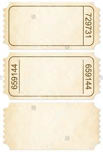 Tickets Template by Blank Ticket Template 21 Free Psd Vector Eps Ai Word