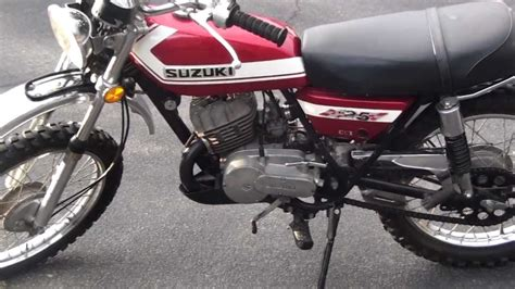 1974 Suzuki Ts 125 1974 Suzuki Ts 125 Pics Specs And Information
