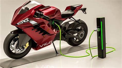 vigo la moto elettrica inglese   km  autonomia