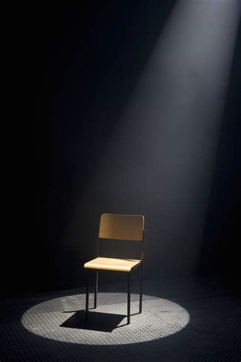 The Empty Chair by Obama S Empty Chair Wsj