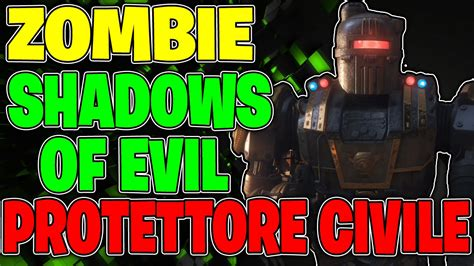 tutorial zombie black ops 3 ita shadows of evil civil protector tutorial ita call of