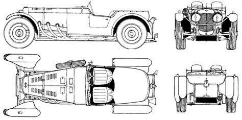 Harley N Max Vespa Driver car blueprints чертежи автомобилей other cars