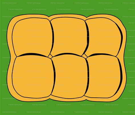 turtle shell template image gallery turtle shell